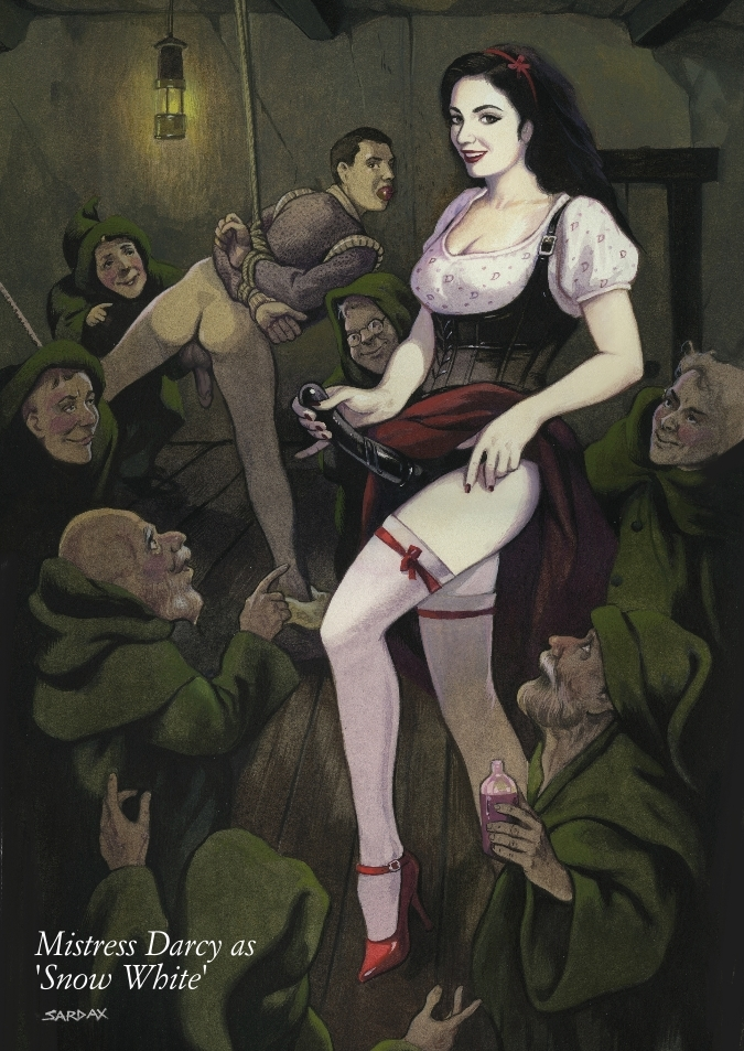 Sardax — Snow White — рисунок №1034